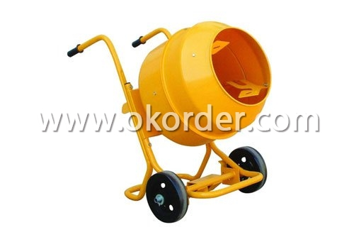 """Mini Cement Mixer"""