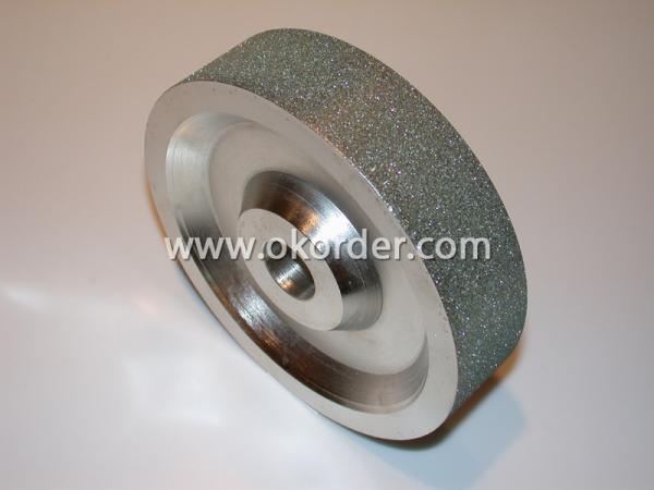 """""""Grinding Wheel"""""""