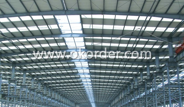 Prefabricated Workshop & Warehouse