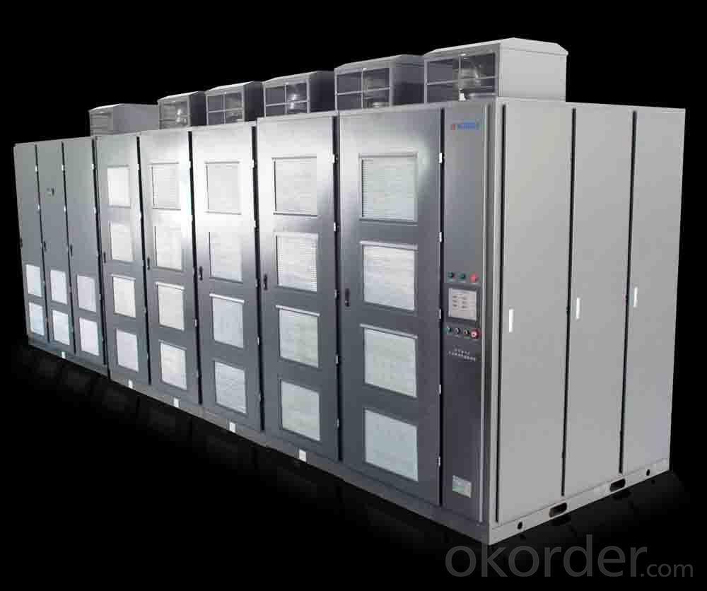 MV VFD Inverter Frequency