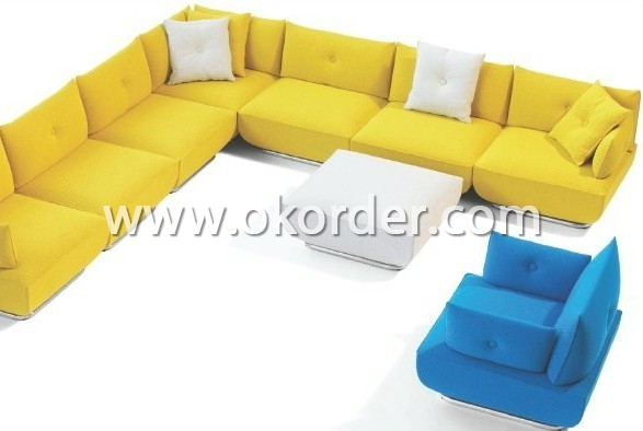 2012 Milano Sofa with Ottoman Set