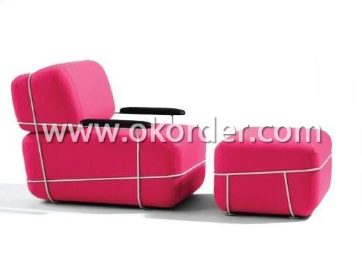 2012 Milano Sofa with Ottoman Set-1