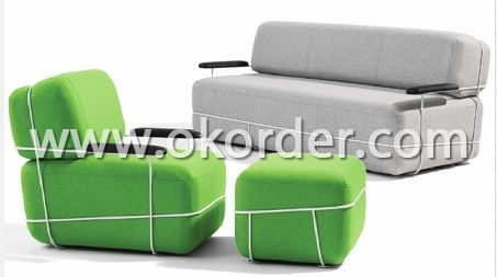 2012 Milano Sofa with Ottoman Set-2