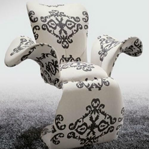 2013 Beautiful Milano Flying Apsaras Sofa
