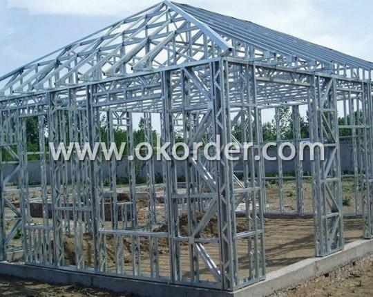 Steel Frame System of Prefab Homes