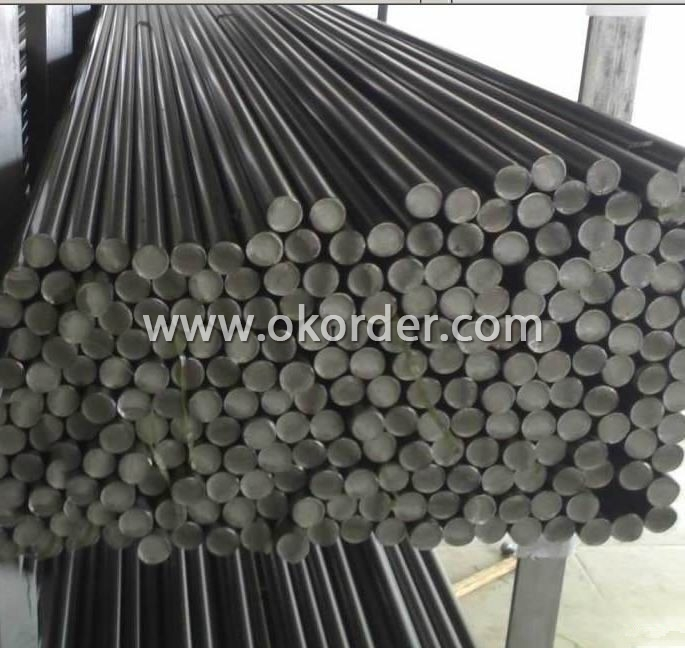 Stainless Steel Black Bar