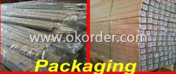 packing of F Type End Cap Moulding(Match 8mm Floor)