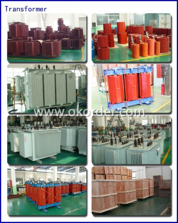 Class H SCR Dry Type Transformer-2