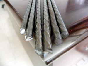 High Quality Helical Rib Steel Wire