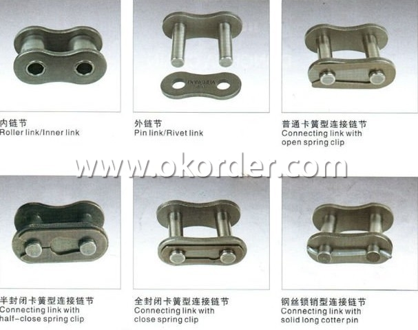 Roller Chain Parts