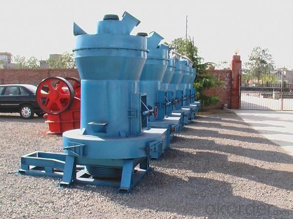 High-pressure Micro-grinding