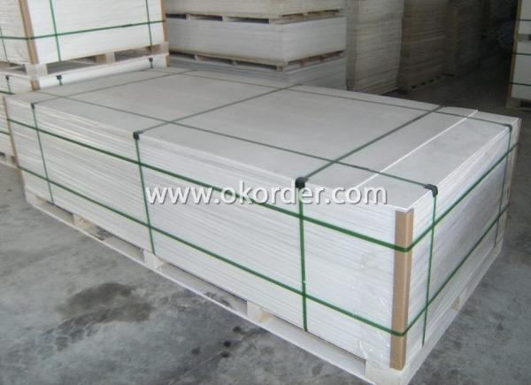 Packaging of High Density Magnesium Oxide Board