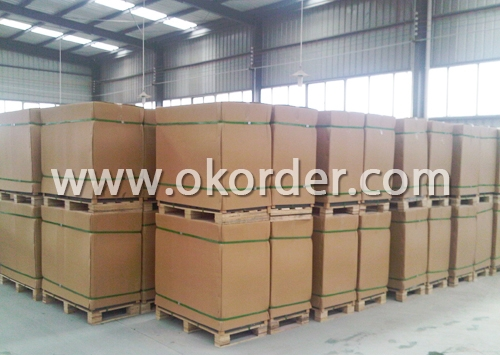 packing of raised floor