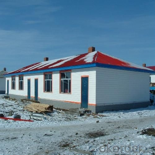 Prefabricated Simple House