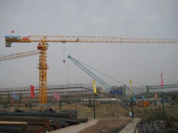 Topless Tower Crane TCP6016