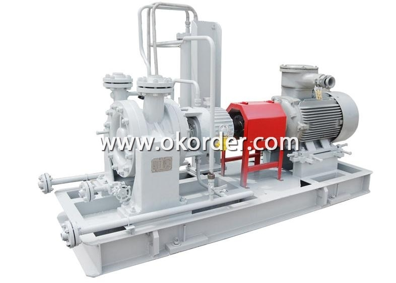 Double Stage Centrifugal Chemical Pump