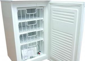 White Direct Current Refrigerator for Home Use-100L