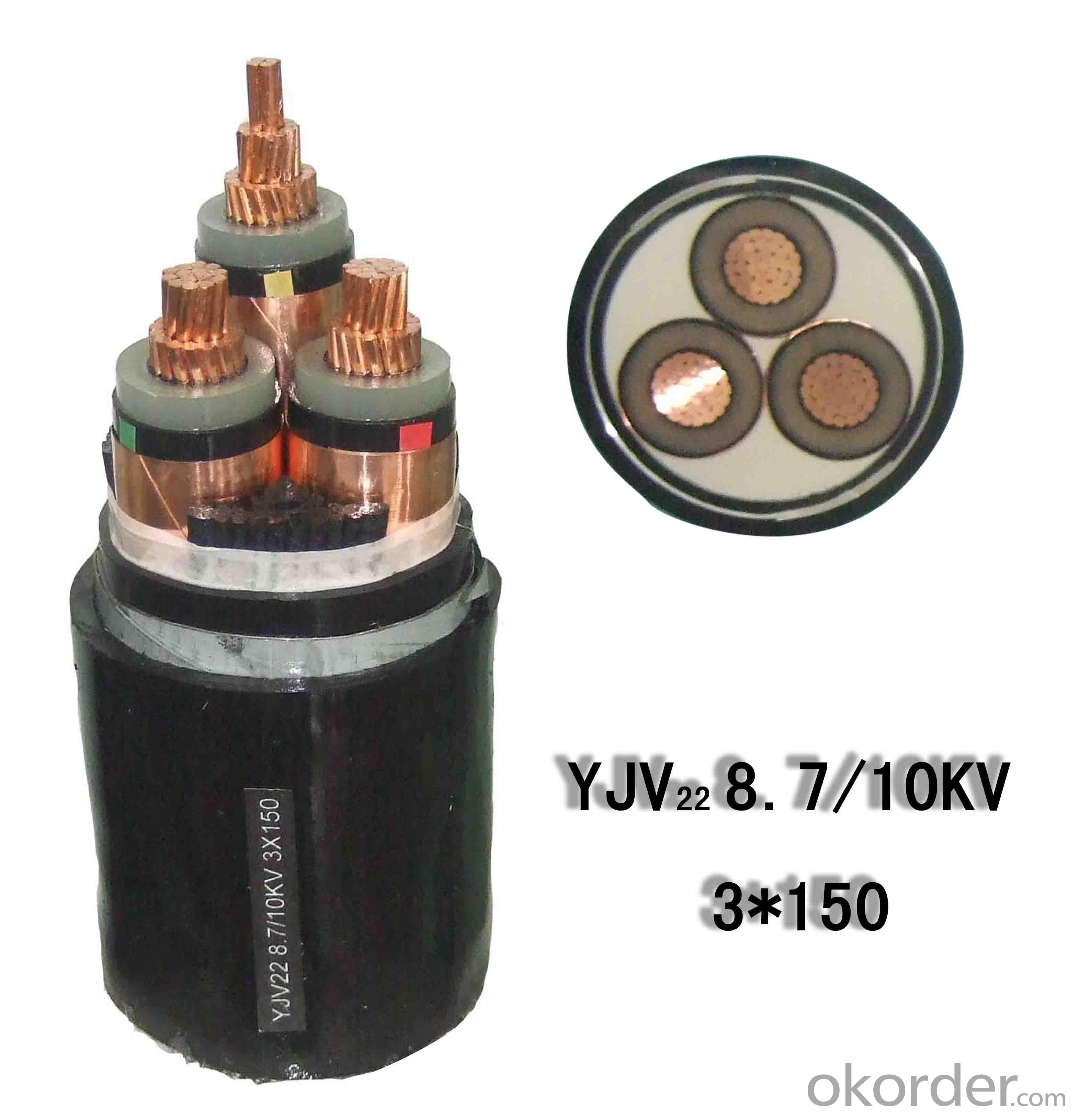 0.6/1kV Power Cable