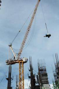 Luffing Crane TCD4021