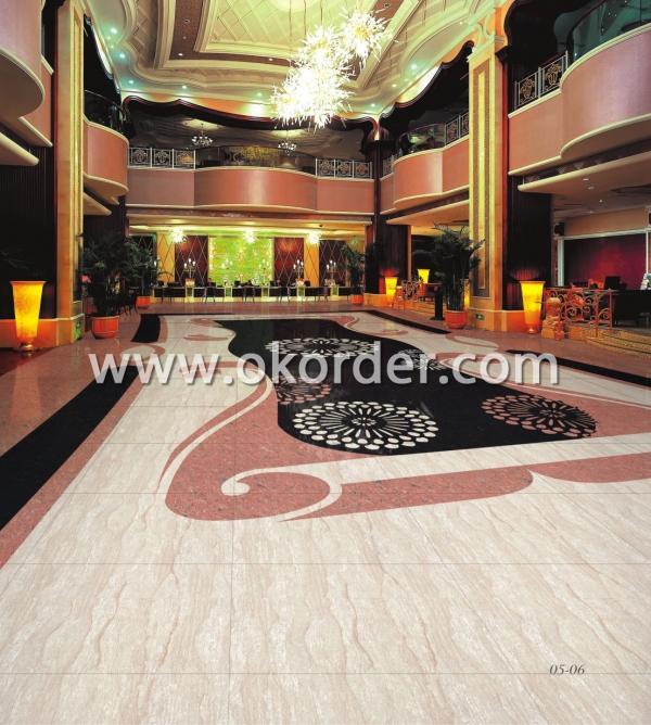 Polished Porcelanato Porcelain Tiles