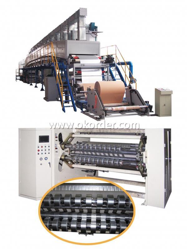 Aluminum foil tape production line