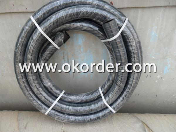 Cement hose