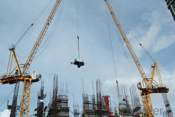 Luffing Crane TCD6029