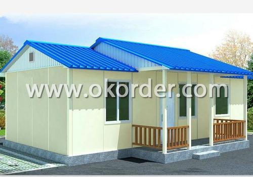Prefab Simple House