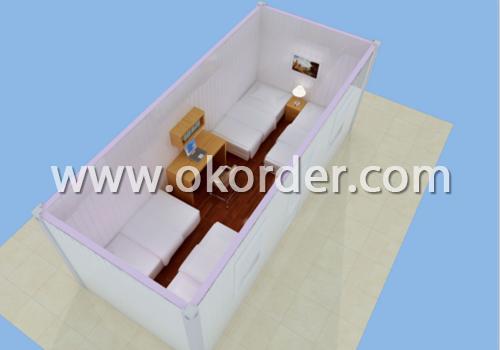 Prefab Simple House 3