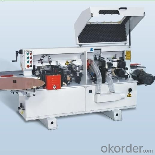 Automatic Linear Edge Banding Machine
