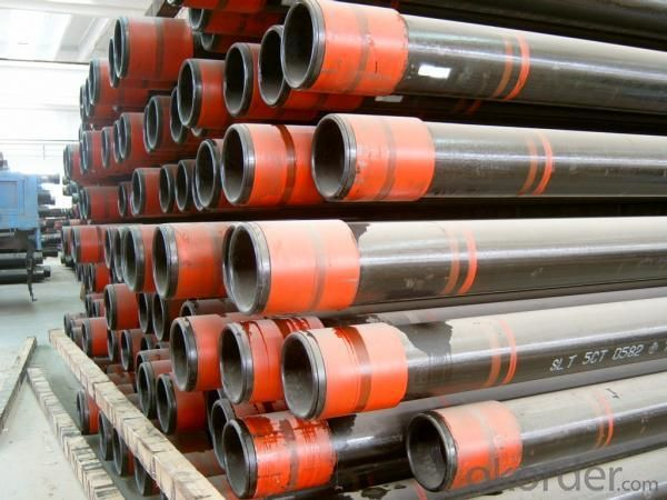 Structure ERW Welded Pipe API SPEC 5L, API SPEC 5CT, ASTM A53, GB/T9711.1