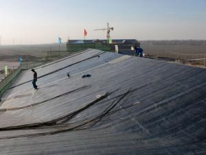 EPDM Waterproofing Membrane For Construction Field