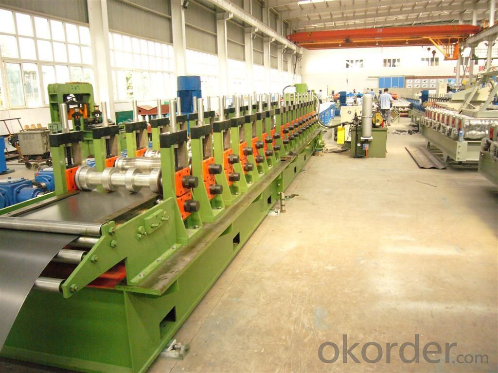 CSV Anode Plate Roll Forming Machines