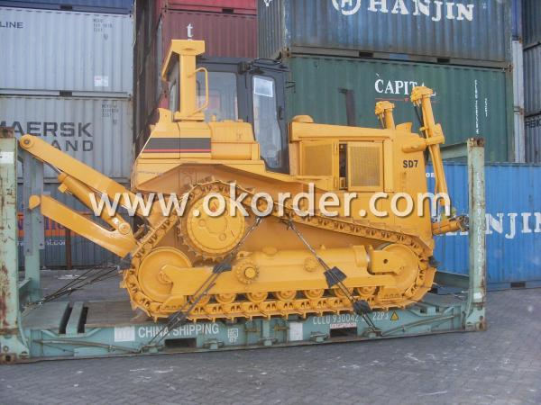BULLDOZER SD6G and SD7 loading