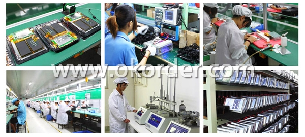 The Workshop of Qcool Professional Handheld GPS
