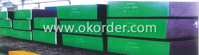 Special Steel for Bearing Flat