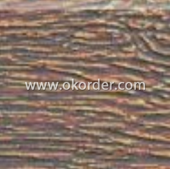 Thick grain picture of low carbon wood-3