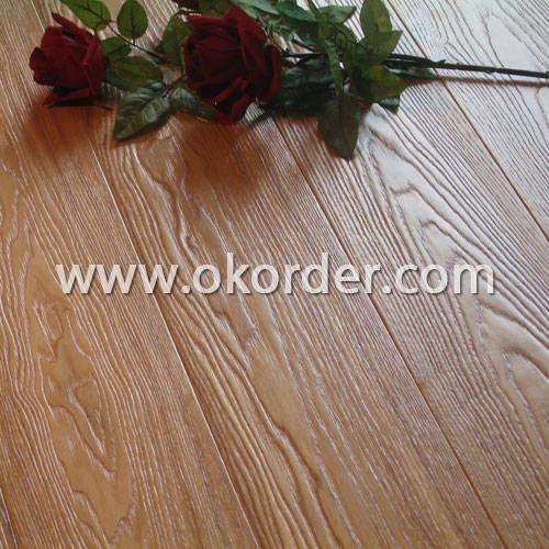 Solid Ash Flooring