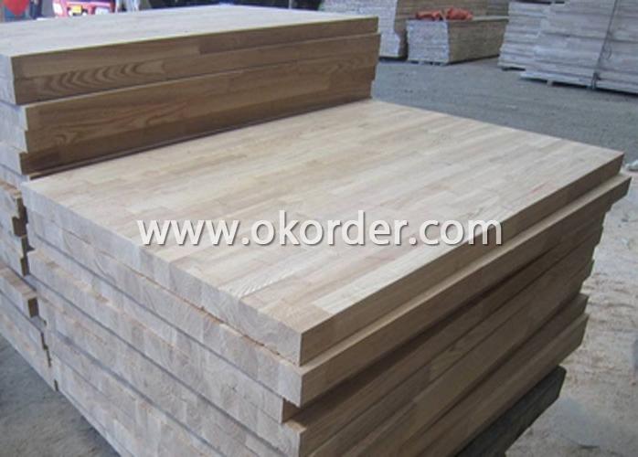 Ash Finger Jointed Panel