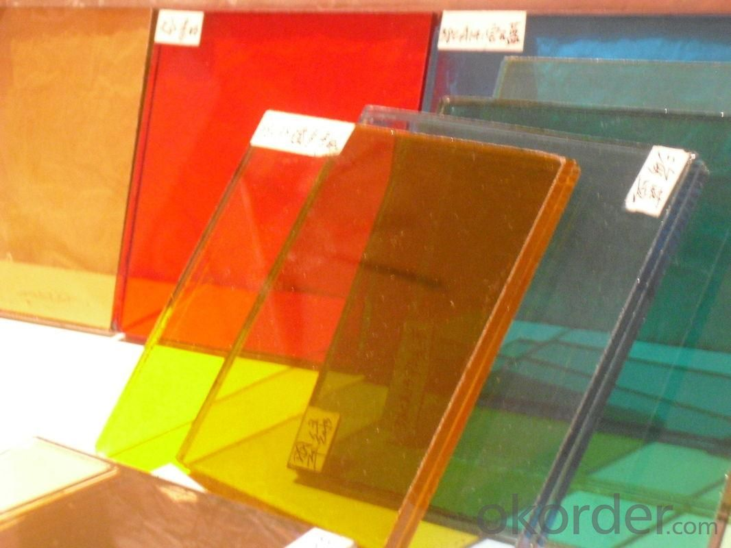 Buy Colored Laminated Glass Price Size Weight Model Width