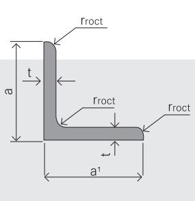 Equal Steel Angle