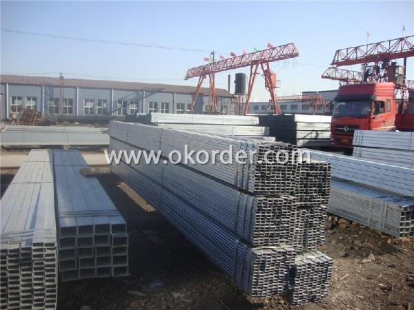 delivery of Hollow Section-Square Tubes