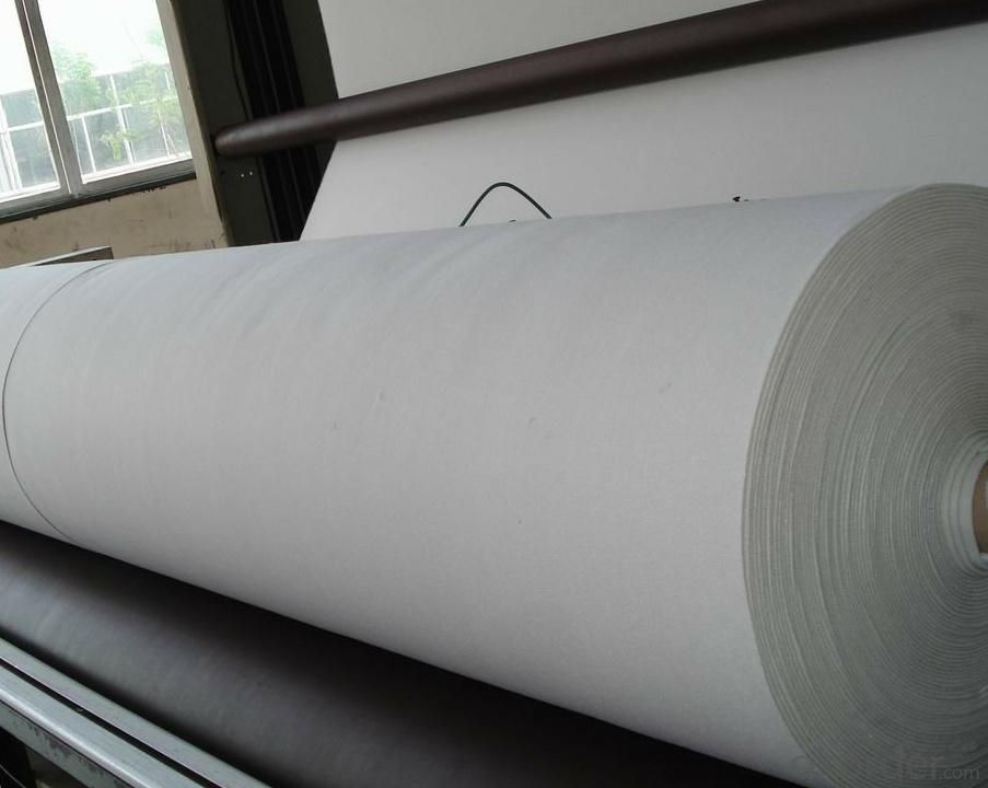 Long fiber spunbond  Geosynthetics Spunbond Nonwoven Geosynthetics