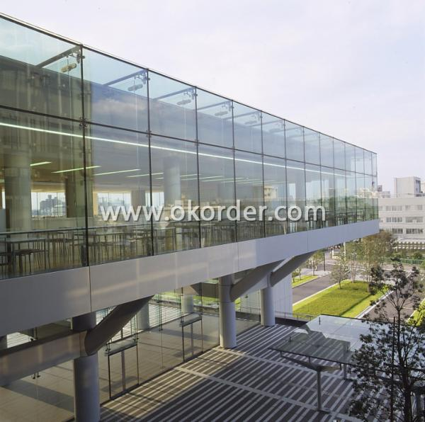 10mm+1.52PVB/1.78SGP+10mm clear laminated glass for glass windows or glass curtain walls
