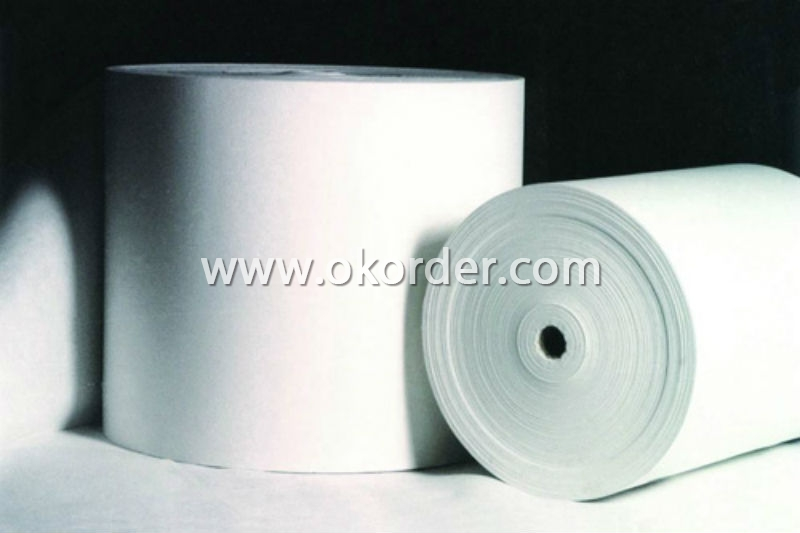 Short Fiber Polyester Mat