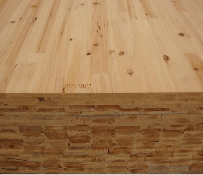 China Fir Finger Jointed Boards