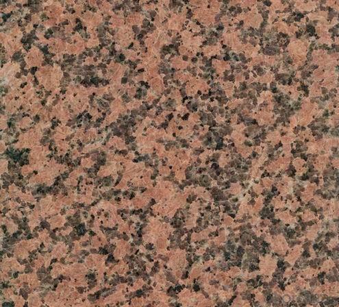 Granite Tiger Red tile G4505