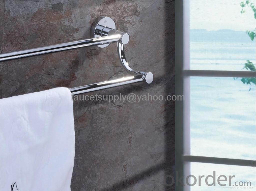 Double Towel Bar