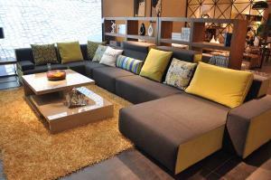 Modern Sofa Fabric Style  ZWL-01