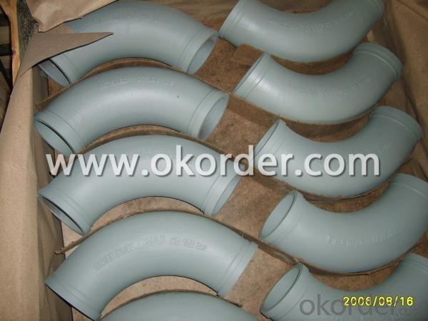 Concrete Pump Elbow 90 SCHWING Type